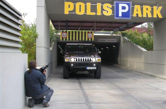 POLISPARK ΠΑΡΚΙΝΓΚ ΓΙΑ ΑΝΕΡΓΟΥΣ